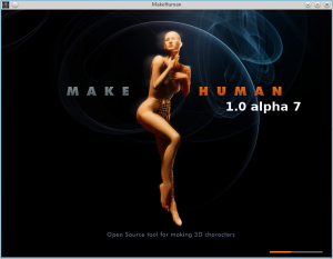 makehuman alpha 7